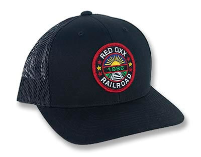 Red Oxx Railroad Patch Hat